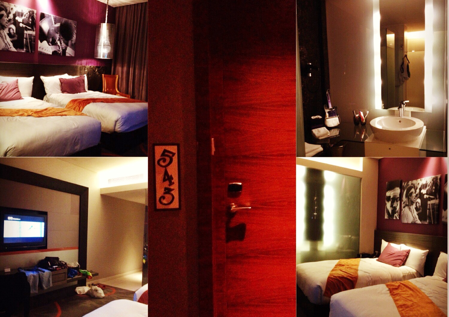 hard rock hotel singapore review